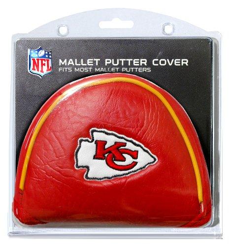 NFL Golf Mallet Putter Cover, Kansas City Chiefs