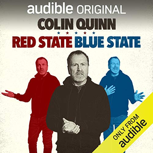 Red State Blue State cover art