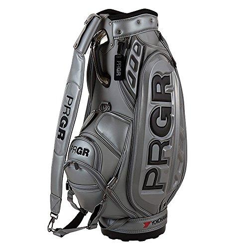 Affordable PRGR PRCB-181 Cart Bag Silver