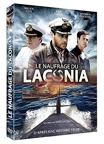 51OsFXtooSS. SL500  - Le naufrage du Laconia : l'histoire vraie d'un naufrage et du sauvetage des rescapés