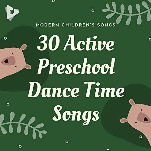 Modern Children's Songs, Kids Party Music Players & Nursery Rhymes