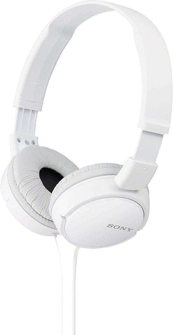 Nuevo: Sony MDR-ZX110 - Auriculares cerrados, blanco