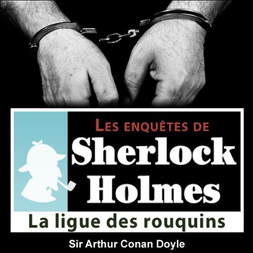 Couverture de La ligue des rouquins (Les enquêtes de Sherlock Holmes 24)