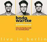 Achillesverse: Klavierkabarett in Reimkultur - Live in Berlin von Bodo Wartke