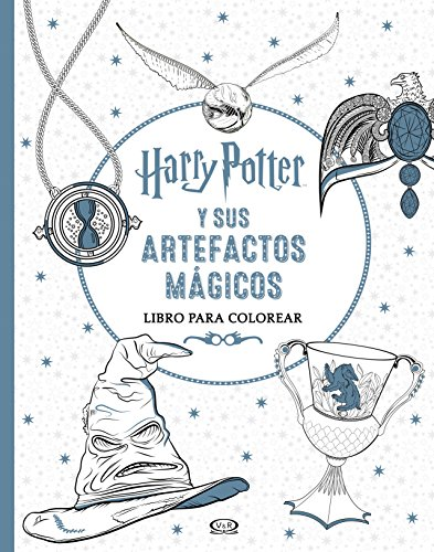 Pegatina Harry Potter marca V&R Editorias