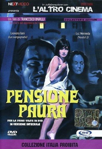 Pensione Paura [Italia] [DVD]