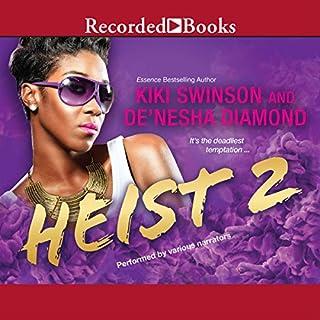 Heist 2 audiobook cover art