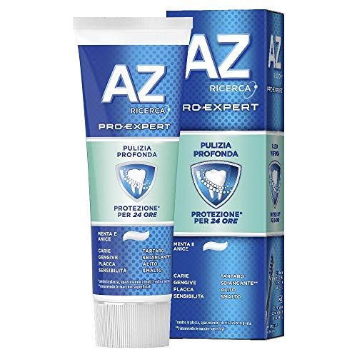 AZ Dentifricio Pro-Expert, Pulizia Profonda, 75 ml