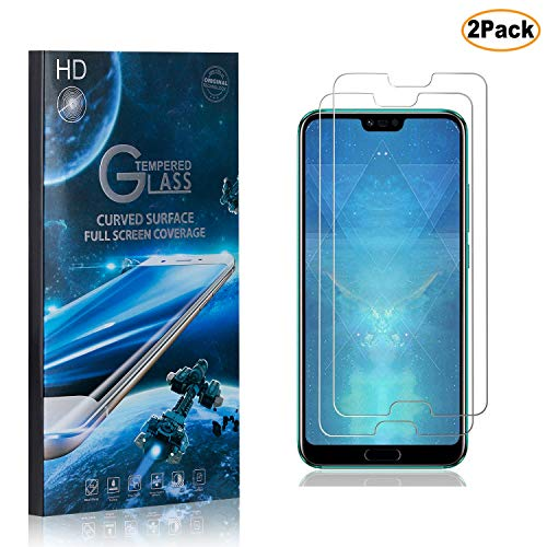 Read About CUSKING Huawei Honor 10 Screen Protector Tempered Glass, 9H Hardness Abrasion Resistance ...
