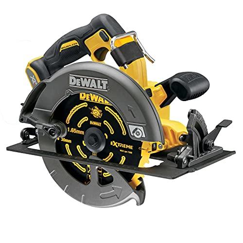 DeWalt DCS578NT Cordless 54V FlexVolt 190mm Circular Saw Body Only & DWST1-71195 TSTAK Case