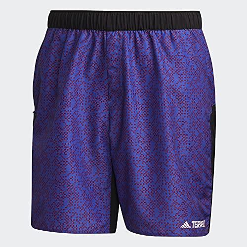 adidas Pantalón Corto Modelo TX Trail SH GFX Marca