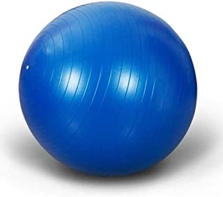 Yoga ball Gym ball 75cm anti burst - stability ball -Pilates Weight Loss Balance Core Strength Training Physical Therapy p...