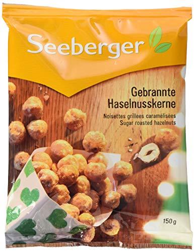 Seeberger Gebrannte Haselnusskerne, 12er Pack (12 x 150 g)