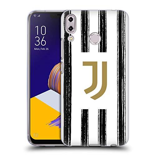 Head Case Designs Ufficiale Juventus Football Club in Casa 2021/21 Kit Abbinato Cover in Morbido Gel Compatibile con ASUS Zenfone 5z ZS620KL / 5 ZE620KL