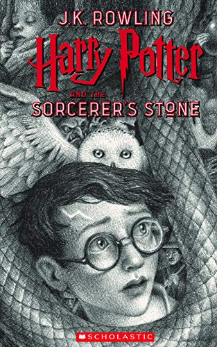 Harry Potter and the Sorcerer's Stone (Brian Selznick Cover Edition)