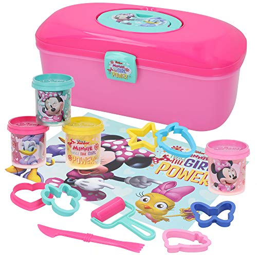 Disney - Botes plastilina niños 3 años Plastilina infantil