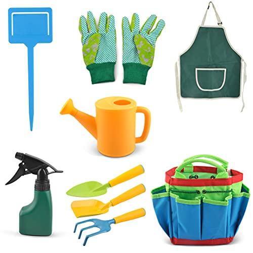 kit jardineria niños guantes Marca MOPOIN