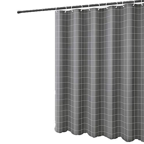 Shower Curtains Das Duschvorhang Bad ist geeignet for die Dusche, Duschraum Trennwand, wasserdicht (Color : F)