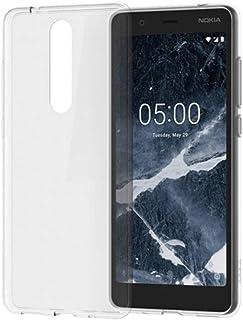 Nokia Clear Case Nokia 5.1 Plus Clear case, (8P00000014)