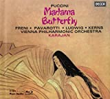 Puccini: Madama Butterfly [2 CD/Blu-ray Audio Combo]