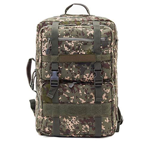MKT Militare Multi-Double Zaino Vari Storeage Outdoor Sport Activiey Bag con Mezza Impermeabile