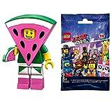 レゴ (LEGO) ムービー2 ミニフィギュア シリーズ スイカ男(スイカ)【71023-8】