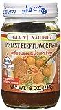Por Kwan Pasta instantánea con sabor a ternera paquete de 12 x 225 gr 0.225 ml - Pack de 12