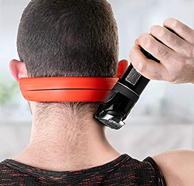 NEKMATE Neckline Shaving Template