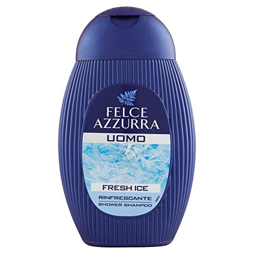 Fougère bleue douche shampooing Fresh Ice – Pack de 1 x 250 ml – totale : 250 ml