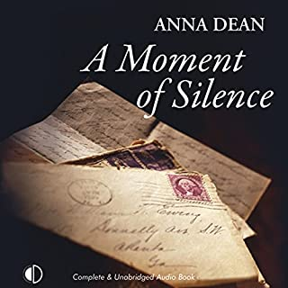 A Moment of Silence audiobook cover art