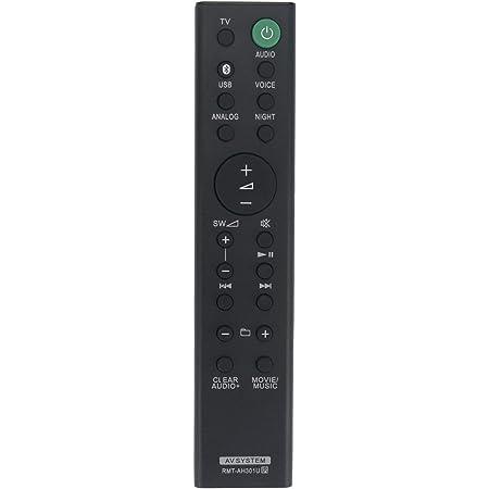 Allimity Rmt Ah412u Fernbedienung Ersetzen Für Sony Av Elektronik