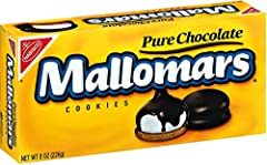 Introduced in 1913, is a northeast favorite Only regionally and seasonally available Marshmallow center and graham cracker crust Pure chocolate coating