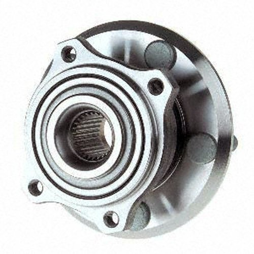 DTA Premium NT513225 Hub Bearing Assembly with Warranty - All Wheel Drive - Front Wheel