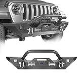 Gladiator Front Bumper for Jeep Gladiator 2020 2021 JT Pickup Truck...