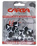 Carta Sport Football Boot Accessory Replacement Safety Shoe Studs Pack of 12