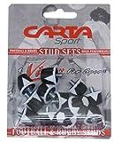 Carta Sport, Tacchetti di Ricambio per Scarpe da Calcio, Confezione da 12 Pezzi