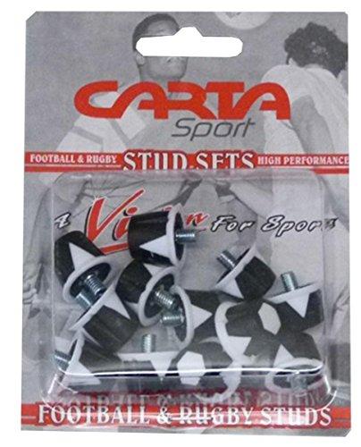 Carta Sport Ersatz-Schuhstollen, Schuhzubehör, 12 Stück