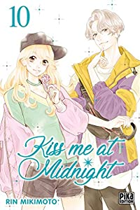 Kiss Me at Midnight Edition simple Tome 10