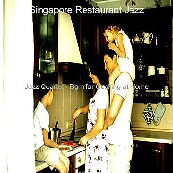 Jazz Quartet - Bgm for Cooking at Home