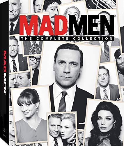 Mad Men: The Complete Collection [Blu-ray + Digital HD]