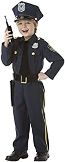 AMSCAN Classic Police Officer Halloween Costume
