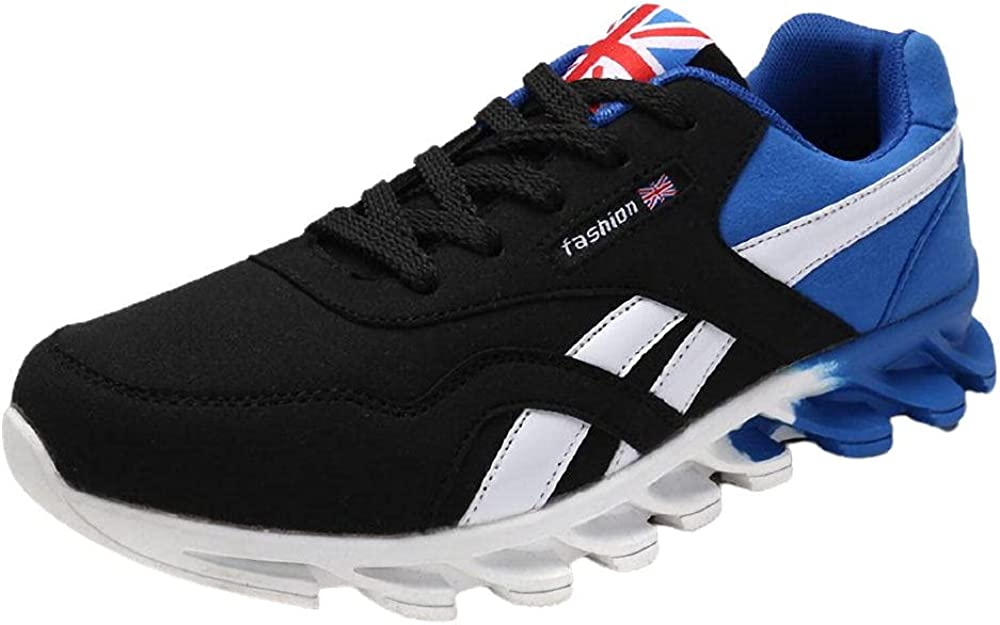 Minkui Womens Slip On Black Sketcher Sneakers Fashion Sneakers for Women Tenis para Mujeres Road Running Tennis & Racquet Sports Walking Shoes