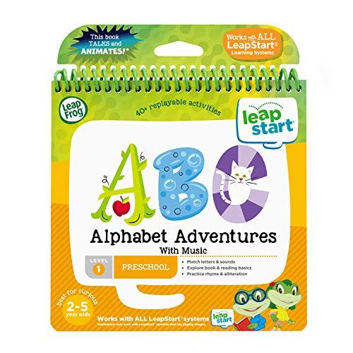 LeapFrog LeapStart Aktivitätenbuch für kleine Kinder: Alphabet Advetures