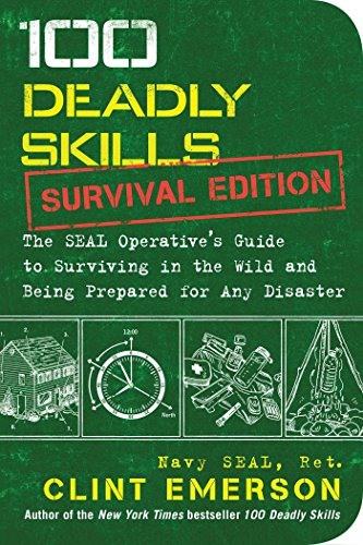 100 Deadly Skills: Survival Edit...