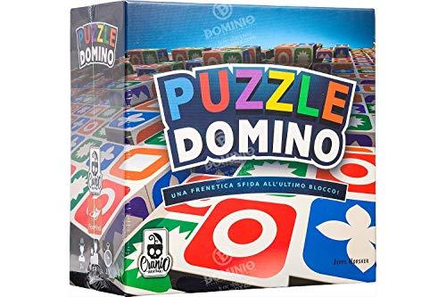 Cranio Creations - Domino-Puzzle Brettspiel,...