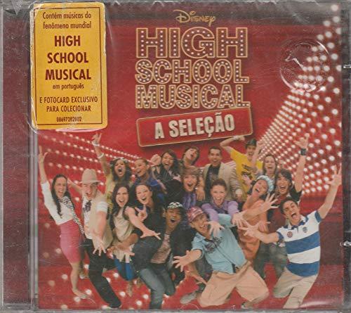 Cd High School Musical - A Seleção - 2008