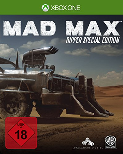 Mad Max - Ripper Edition (exkl. bei Amazon.de) - [Xbox One]