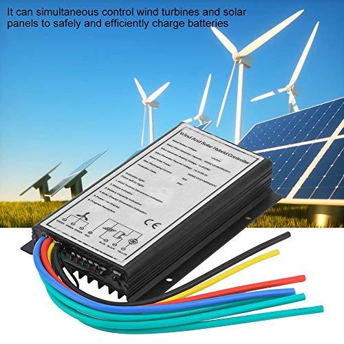 Wind Solar Hybrid Controller, 12 / 24V 400/800/500 / 1000W hybride generator voor zonne-energie