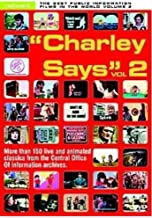 Charley Says - Vol. 2 anglais