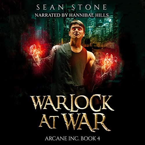 Warlock At War cover art